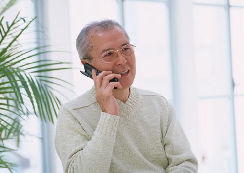送老人老年手机